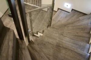 vinylové podlahy vinylové schody schody z vinylu